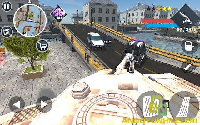 Miami Crime Simulator 2 v2.0 Para Hileli
