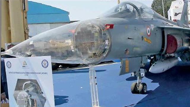1-in-2 Tejas Fighters To Have Desi Radar