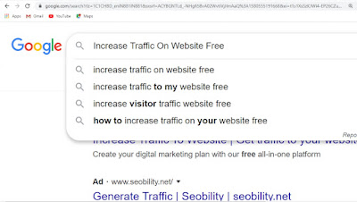 Increase Traffic On Website Free