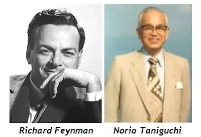 Sir Richards and Sir Norio Taniguchi