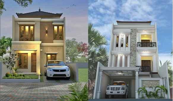 Desain Rumah Minimalis Berkesan Mewah