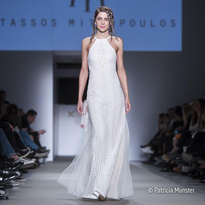 Tassos Mitropoulos Bridal Wear Spring-Summer 2017