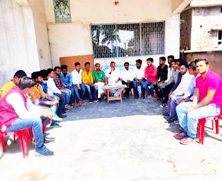 मधेपुरा में छात्र राजद की बैठक, लिया गया कई निर्णय