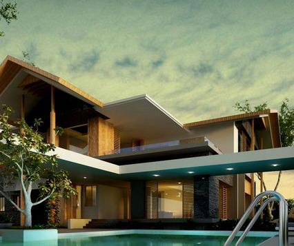 rumah minimalis modern terbaru 2017