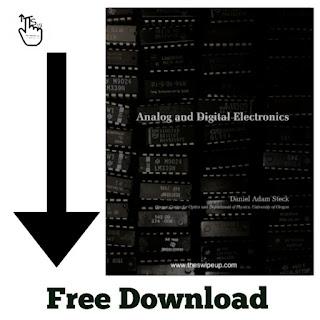 PDF Of Analog And Digital Electronics