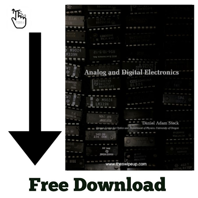 Free Download PDF Of Analog And Digital Electronics