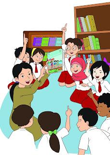 Soal Ulangan harian tema 4 kelas 5