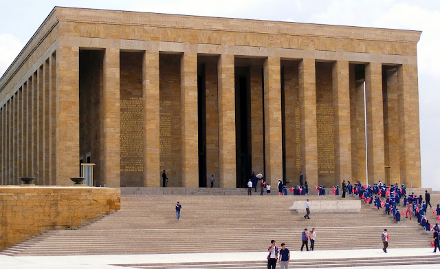 Mausoléu Atatürk em Ancara