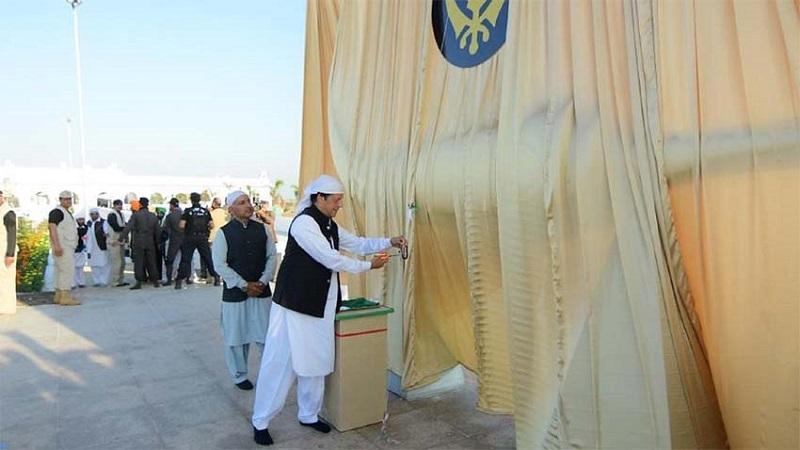Imran Khan inaugurates Kartarpur Corridor