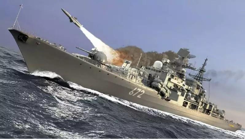 Συμμαχία Κίνας-Ρωσίας -Ξεκίνησαν κοινές ναυτικές ασκήσεις στη νότια Θάλασσα της Κίνας