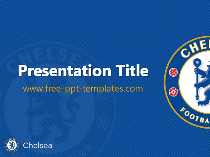 Chelsea PPT Template