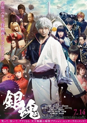 Sinopsis / Cerita [J-Movie] Gintama (2017)