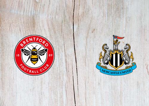 Brentford vs Newcastle United -Highlights 22 December 2020