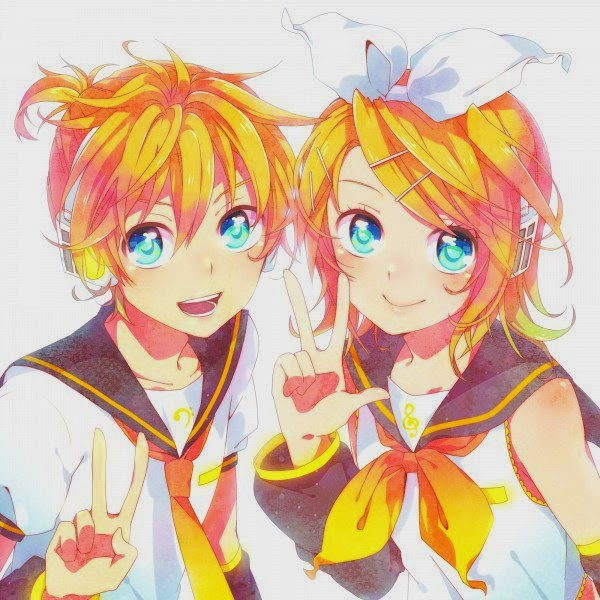 len and rin kagamine relationship