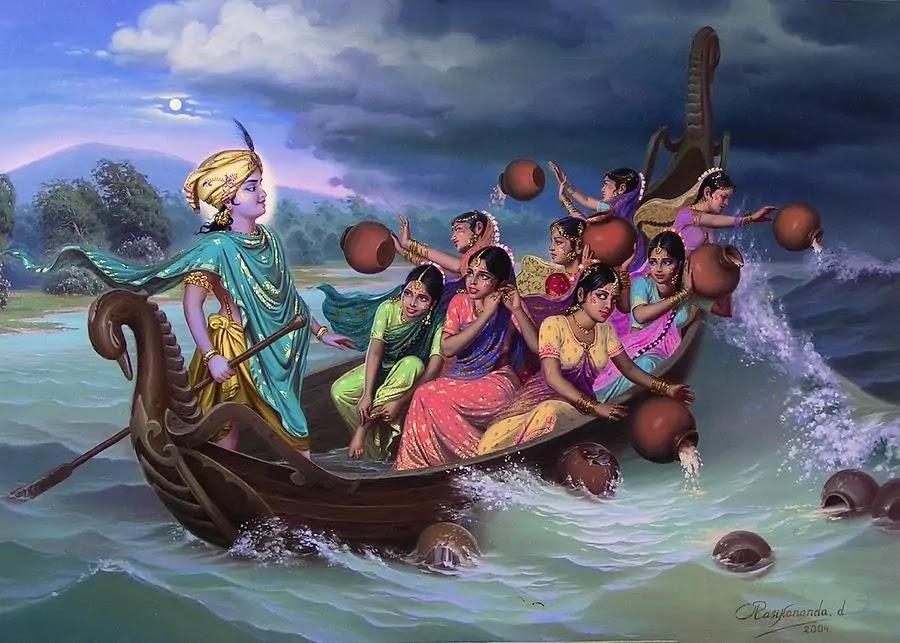 Sabhi Loko Se Shresth Bhagwan Shri Krishna Ka Golok Dham
