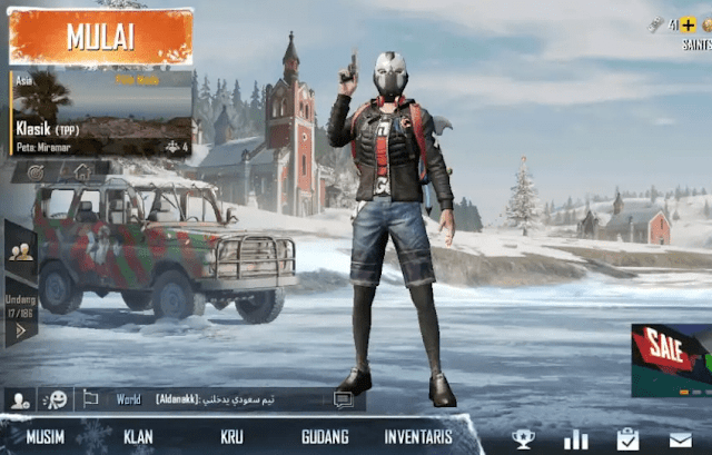 akun pubg gratis April 2021