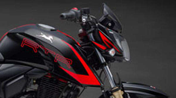 New 2018 TVS Apache RTR 200 4V Race Edition 2.0 hd pics