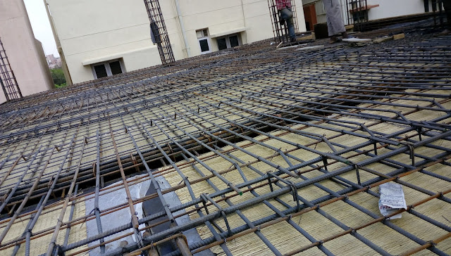 Preparing for Concreting - by Kumud Innovator