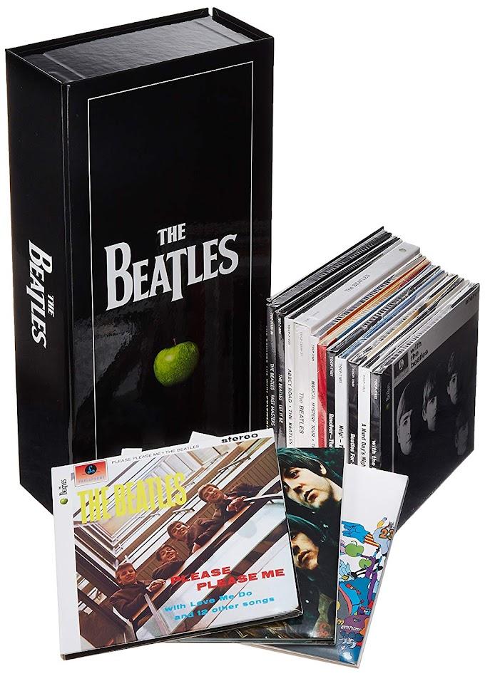 ビートルズ リマスターCD発売から10年