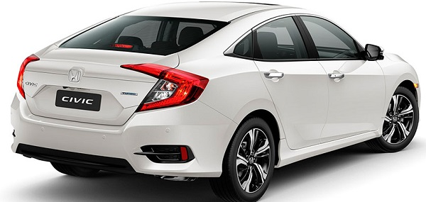 Honda Civic EXL 2017