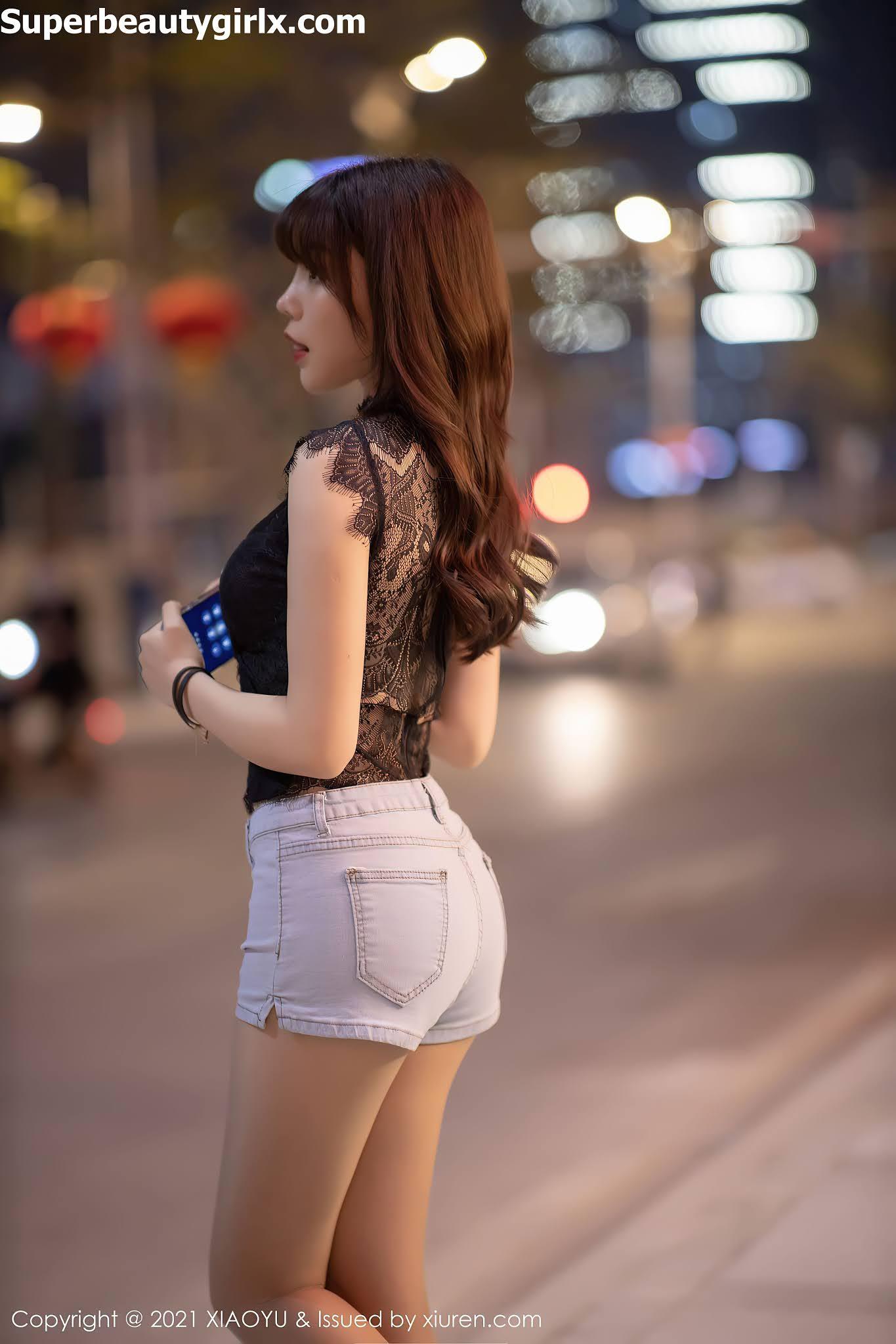 XiaoYu-Vol.494-Booty-Zhizhi-Superbeautygirlx.com