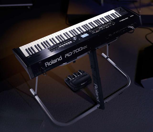 Giá của đàn Piano điện Roland RD-700NX hôm nay