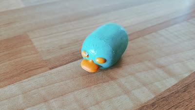 Damaged Perry the platypus tsum tsum