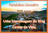 Parabéns Limoeiro pelos seus 2010 anos de Emancipação Política