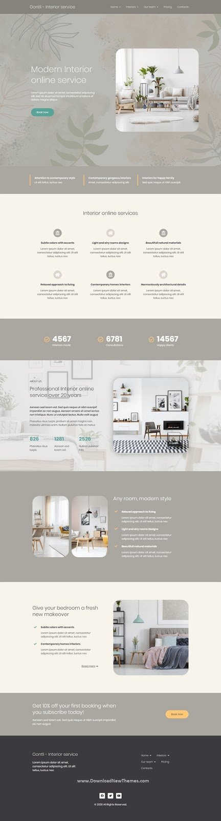 Premium Multipurpose Template Kit