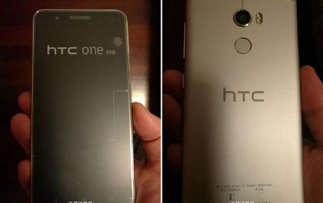 Beredar Penampakan Tampilan HTC One X10