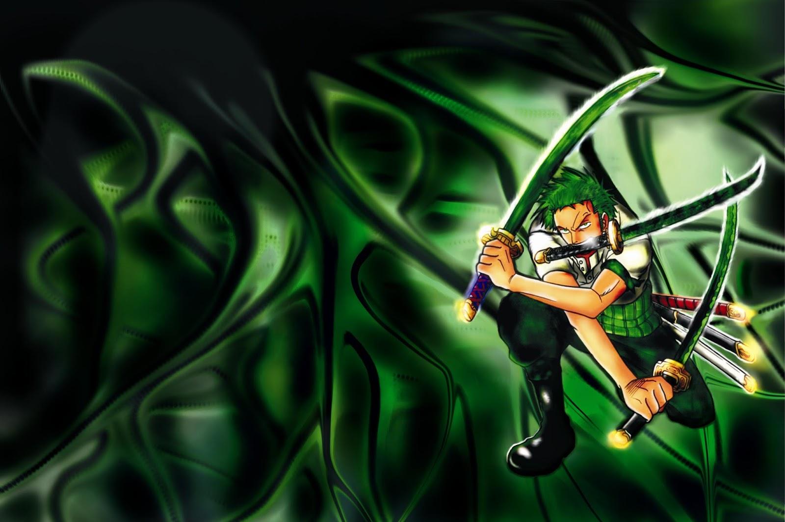Anime Subtitle Indonesia Wallpaper One Piece Zoronoa Zorro