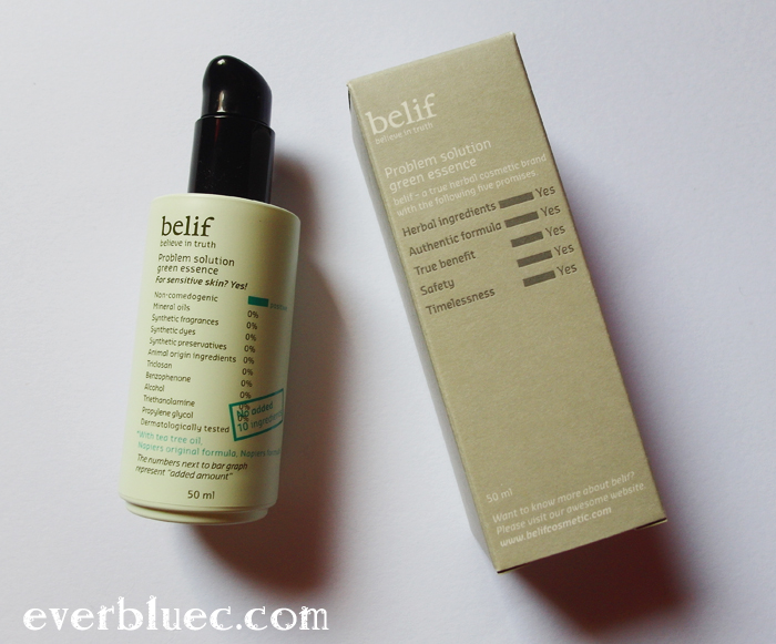 Problem Solution Moisturizer by belif #21