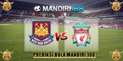 AGEN BOLA - Prediksi West Ham United vs Liverpool 14 Mei 2017