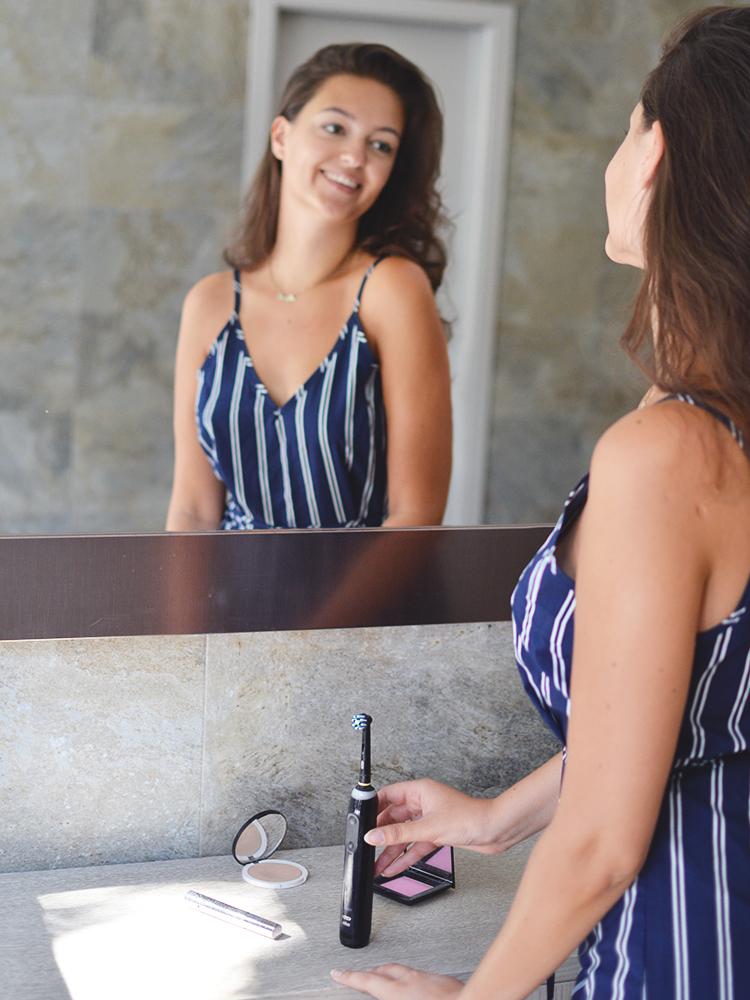 Piękny uśmiech największą ozdobą kobiety, czyli Oral-B Genius X - Czytaj więcej »