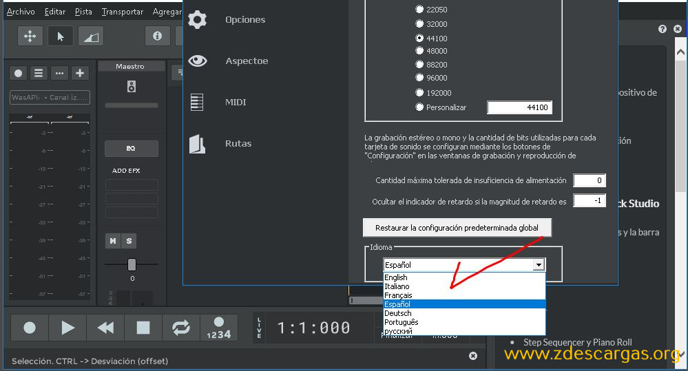 n-Track Studio 9 Full Español