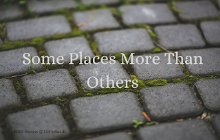 'Some Places More Than Others' against a pavement background