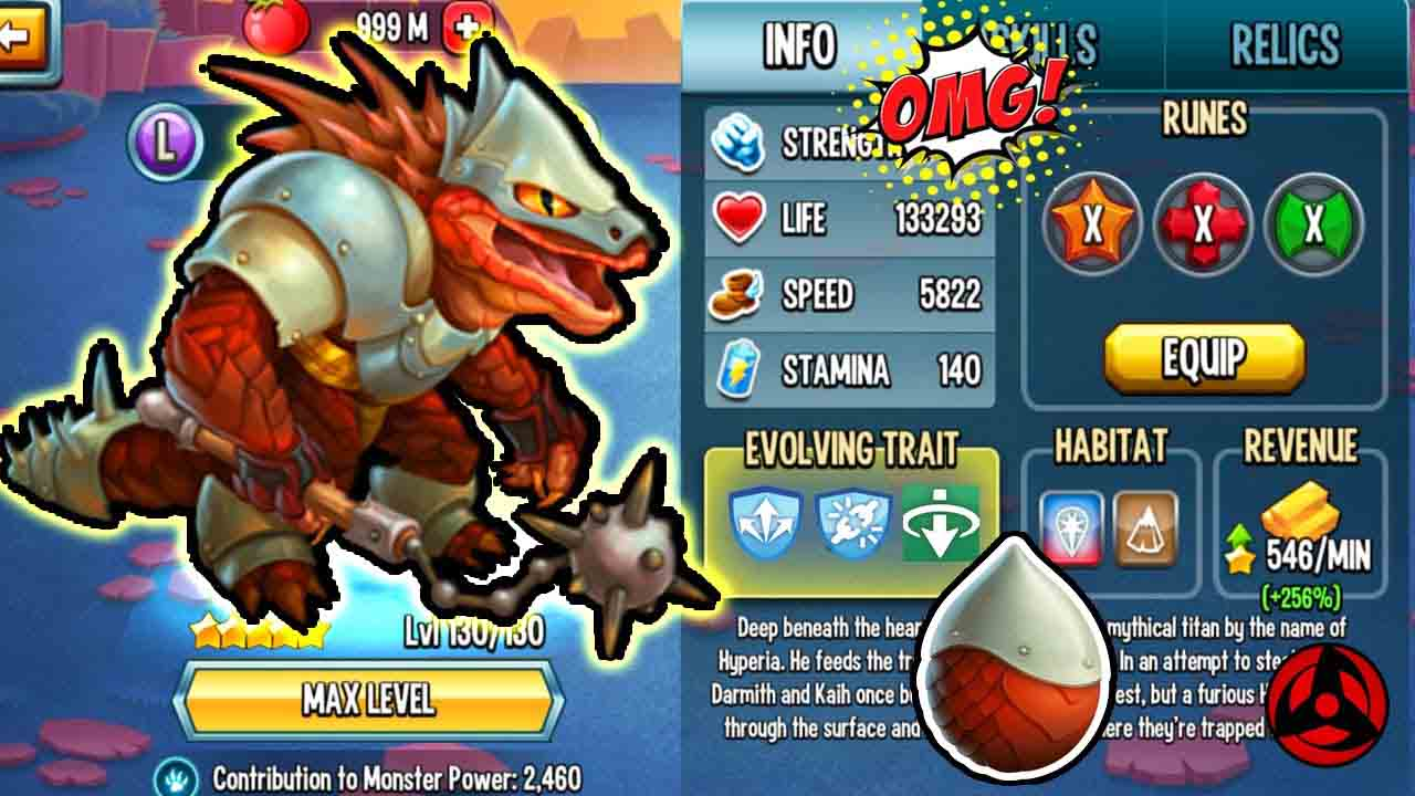 Tải Game Monster Legends APK MOD APK (Vô Hạn Tiền, Kim Cương)