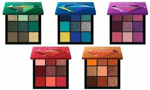 huda beauty All Obsessions Palettes