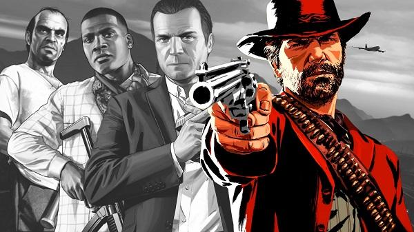 بالصور لعبة Red Dead Redemption 2 تمت الإشارة إليها قبل سنوات داخل GTA V من طرف روكستار !