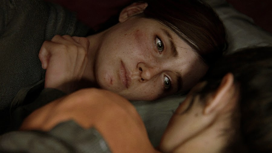 last of us part 2 dina and ellie romance ps4 exclusive naughty dog sony interactive entertainment