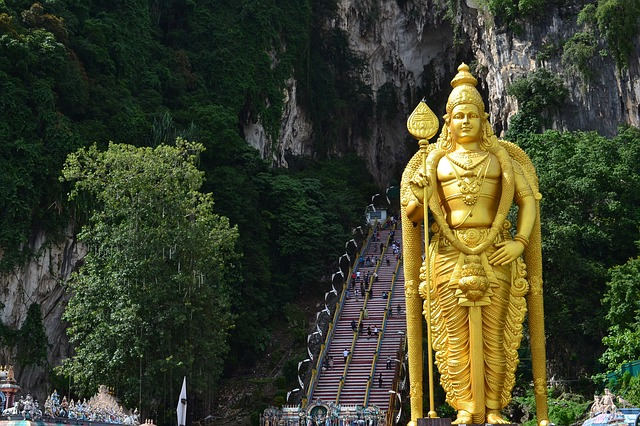 subramanyam swami statue malaysia