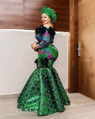 Biodun Okeowo AKA omobutty latest fashion and style