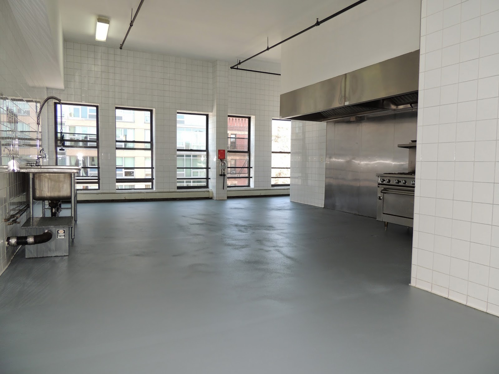 Commercial Kitchen For Rent East Bay
