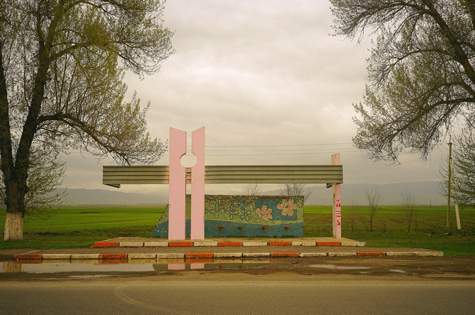 Post Soviet Bus Stops From A To Be