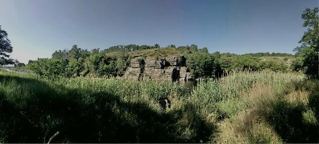 Скалы на Волчьей