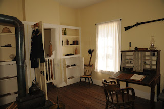 Fort Fetterman officer's quarters
