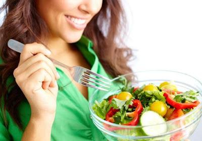 pola makan sehat setiap hari untuk diet