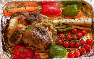 barbecued lamb recipes