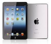 daftar harg atablet iPad min terbaru, perkiraan harga ipad mini, spesifikasi lengkap tablet ipad mini