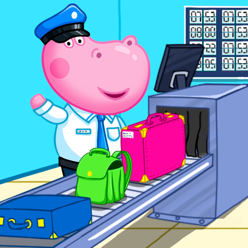 Airport Professions: Fascinating games